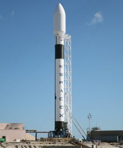 Falcon 9 of SpaceX