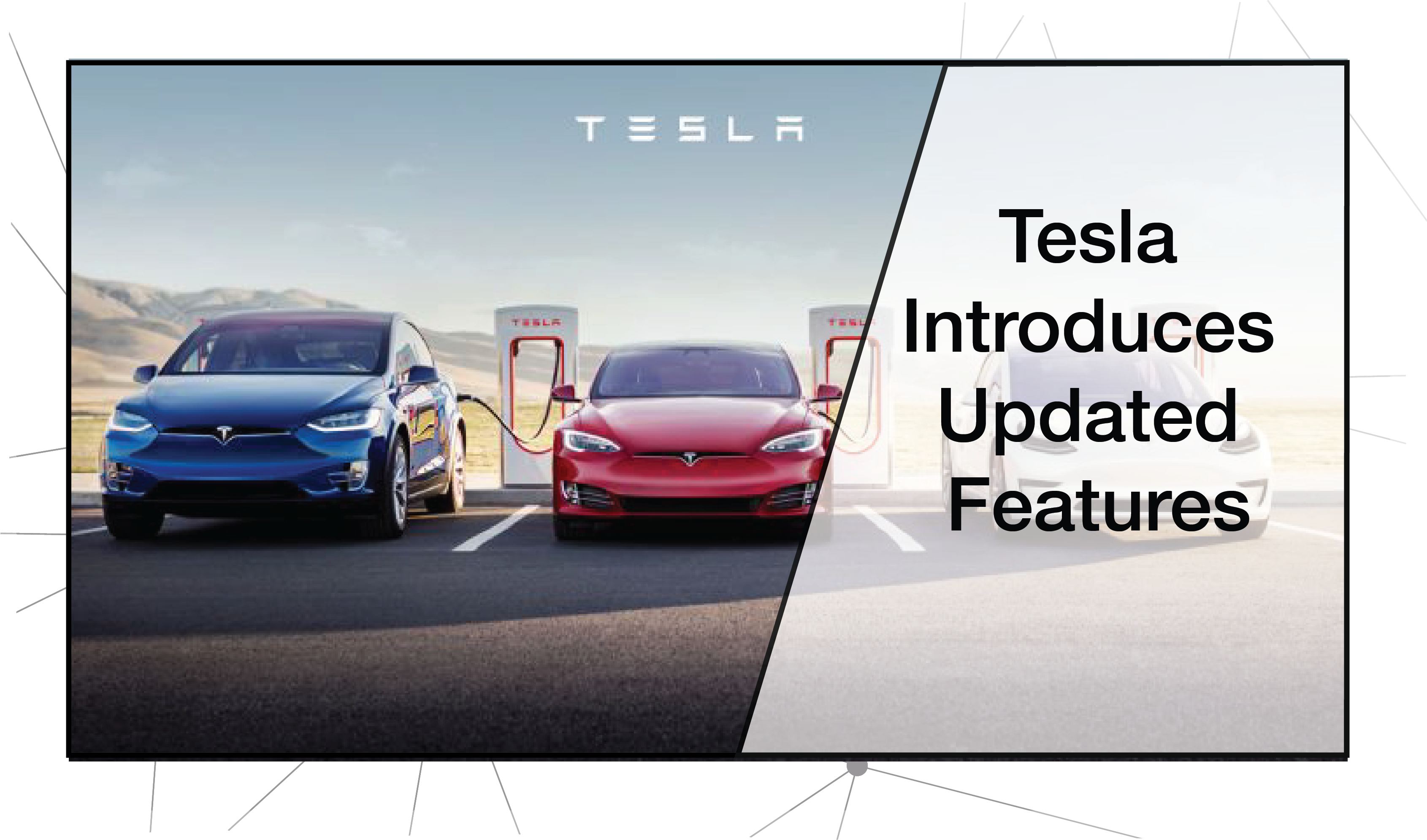 Tesla introduces updated features
