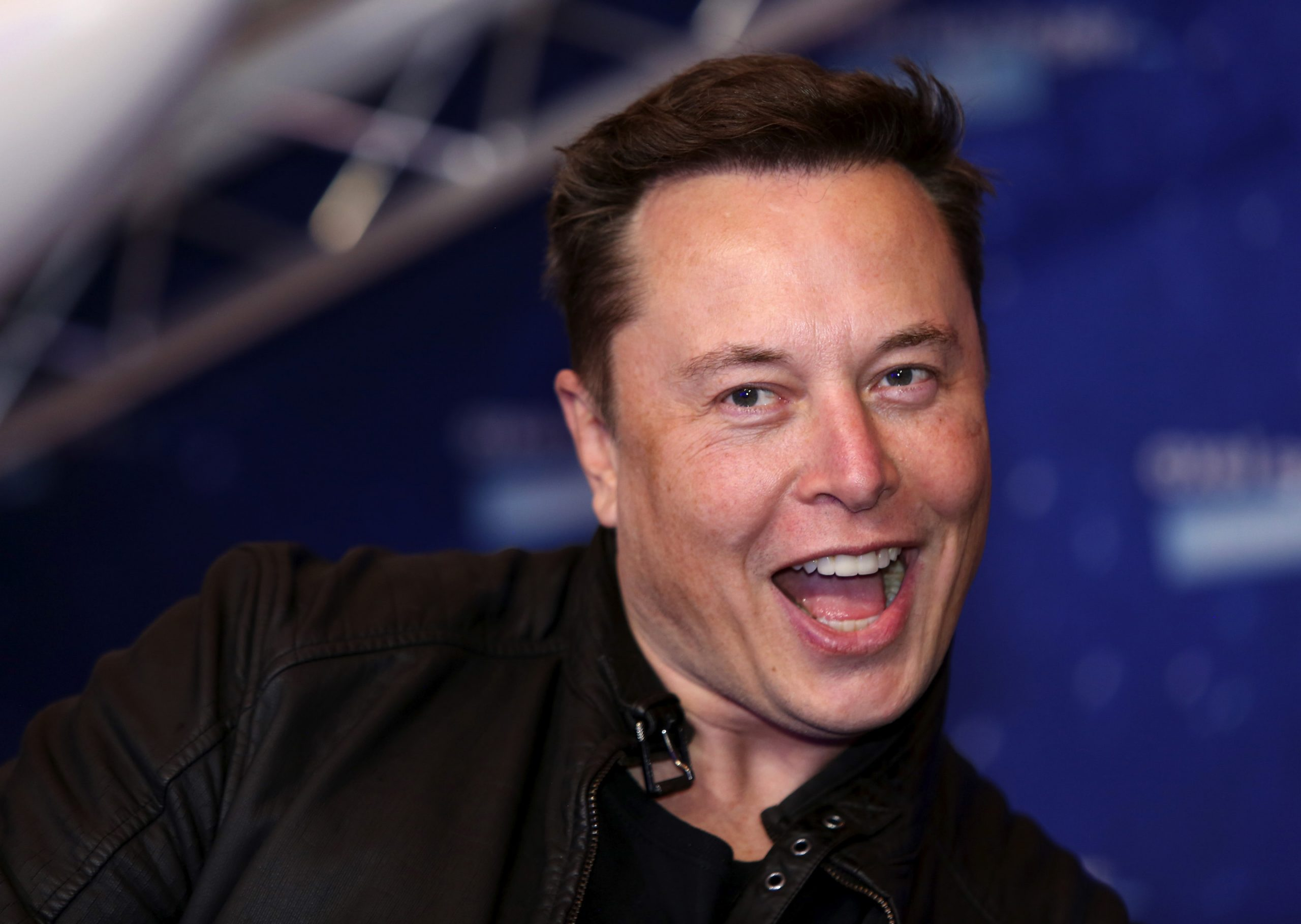 Elon Musk, founder of SpaceX and chief executive officer of Tesla Inc.,