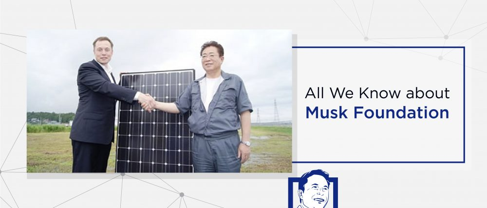 All We Know About Musk Foundation
