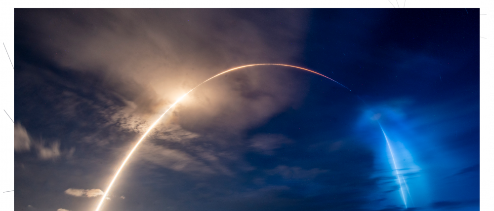 More Starlink Satellites launched