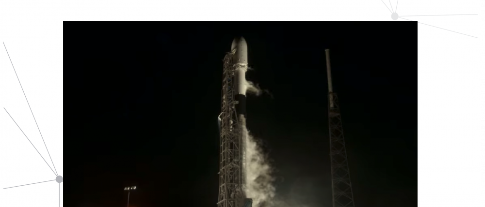 SpaceX launches 60 new Starlink Satellites
