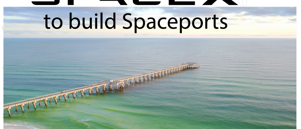 SpaceX to build spaceports
