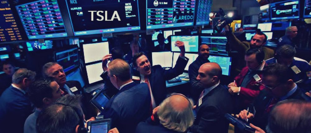 WHY WALL STREET IS WARY OF TESLA'S STOCK