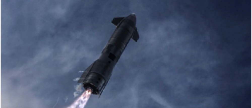 What happens after SpaceX's prototypes crash?